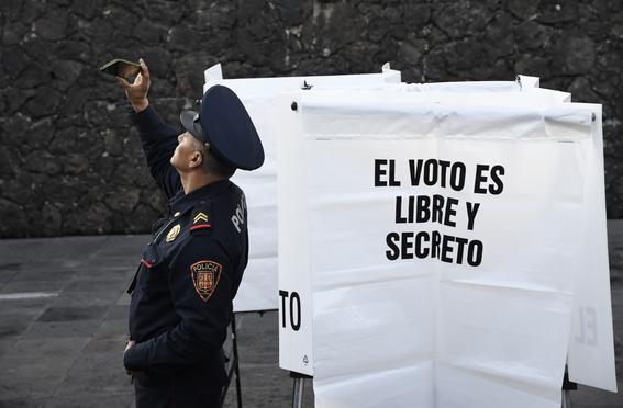 imagenes de las elecciones 2018 5