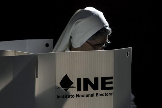 imagenes de las elecciones 2018 7
