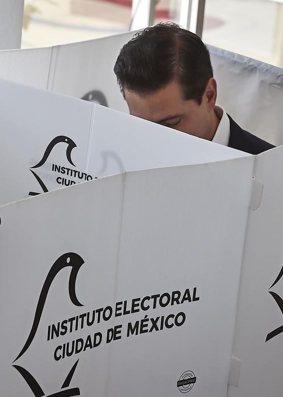 imagenes de las elecciones 2018 16