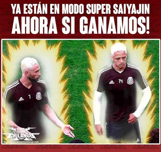 memes del juego entre mexico y brasil 7