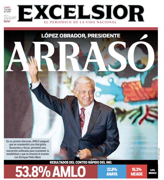 portadas diarios prensa mexico amlo 2