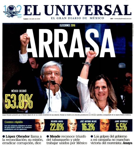 portadas diarios prensa mexico amlo 3