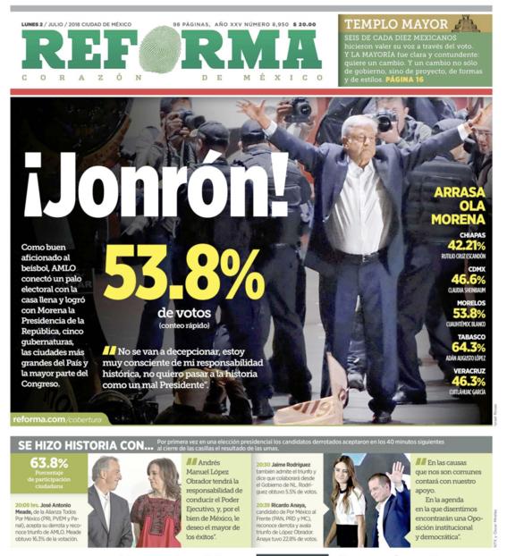 portadas diarios prensa mexico amlo 4