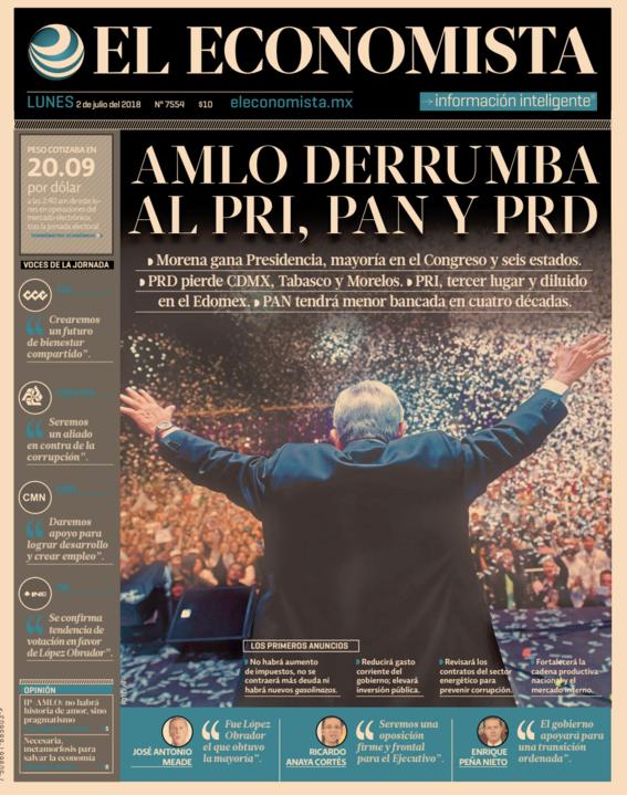 portadas diarios prensa mexico amlo 5