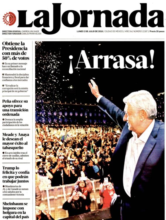 portadas diarios prensa mexico amlo 6