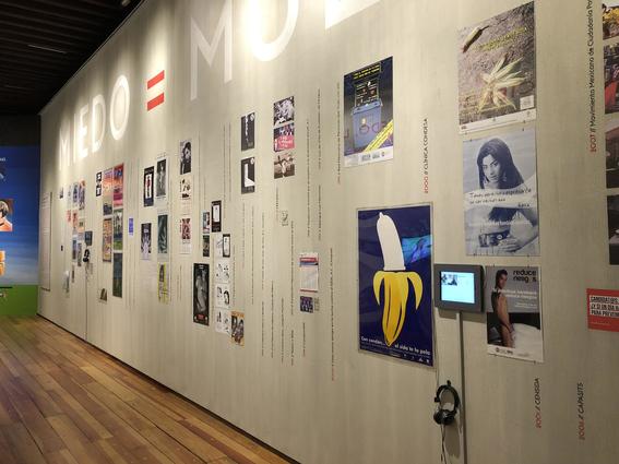 exposicion sida violencia y accion museo de la ciudad de mexico 2