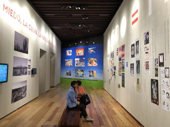 exposicion sida violencia y accion museo de la ciudad de mexico 3