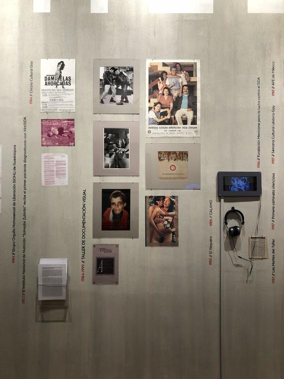 exposicion sida violencia y accion museo de la ciudad de mexico 4