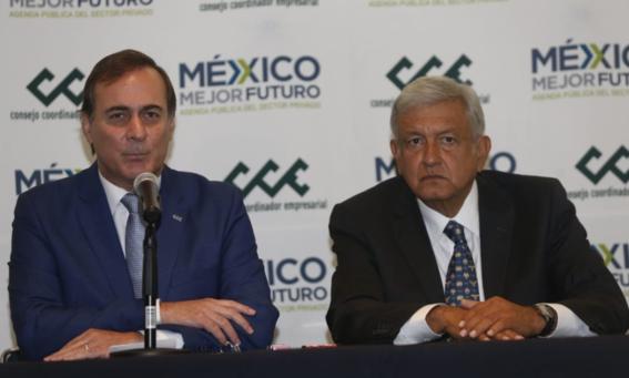 amlo se reune con empresarios mexicanos 2