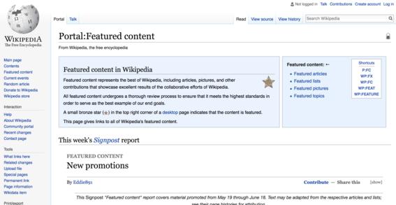 wikipedia cierra en protesta por polemica ley que podria censurar internet 1