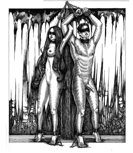 ilustraciones explicitas sobre sexo 1
