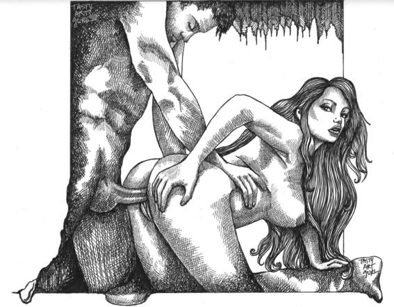 ilustraciones explicitas sobre sexo 8