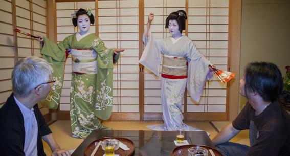 fotografias de como viven hoy las geishas 6