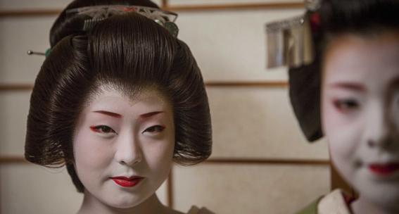 fotografias de como viven hoy las geishas 7