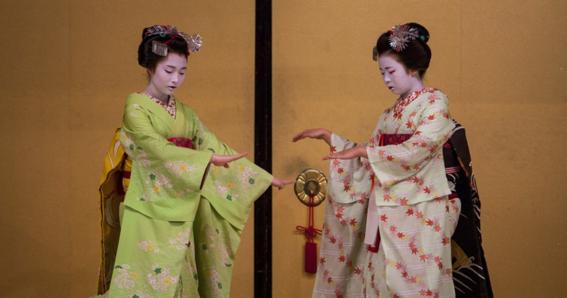 fotografias de como viven hoy las geishas 2