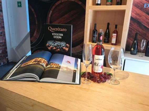 ruta del queso y vino vendimia en queretaro 1