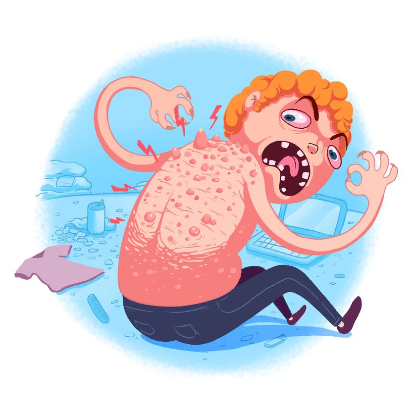 9 señales que indican que tus riñones están dañados 1