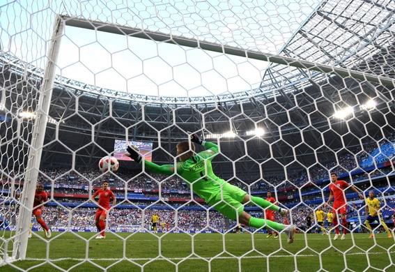 inglaterra vence a suecia y pasa a semifinales del mundial de rusia 2
