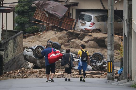 inundaciones dejan mas de 100 muertos en japon 2