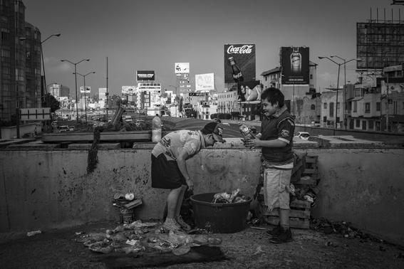 fotografias de jacky muniello que denuncian la violencia y la desigualdad en mexico 9