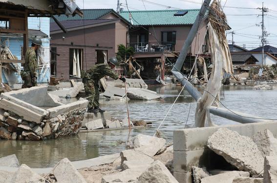 inundaciones de japon en imagenes 5