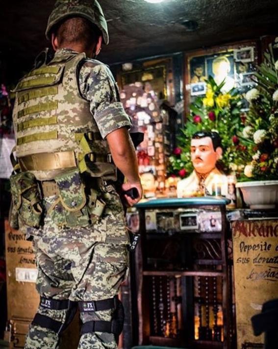 fotografias de jacky muniello que denuncian la violencia y la desigualdad en mexico 7