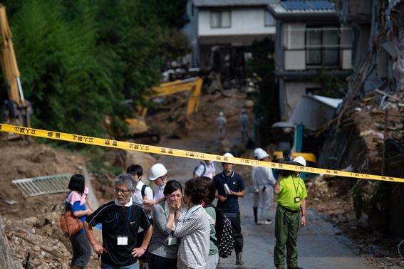 inundaciones de japon en imagenes 6