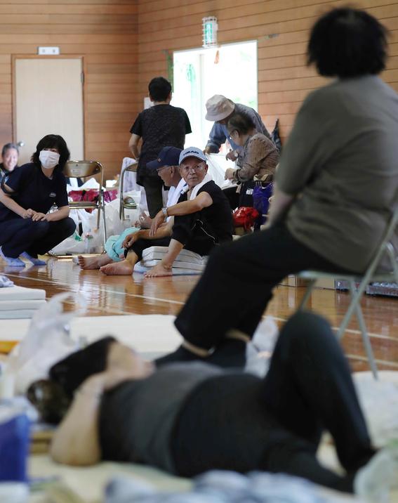 inundaciones de japon en imagenes 7