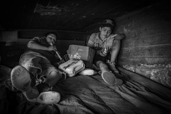 fotografias de jacky muniello que denuncian la violencia y la desigualdad en mexico 6