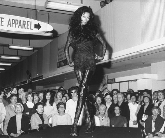 el antes y el despues de las supermodelos 31 fotografias de la evolucion en la moda 12