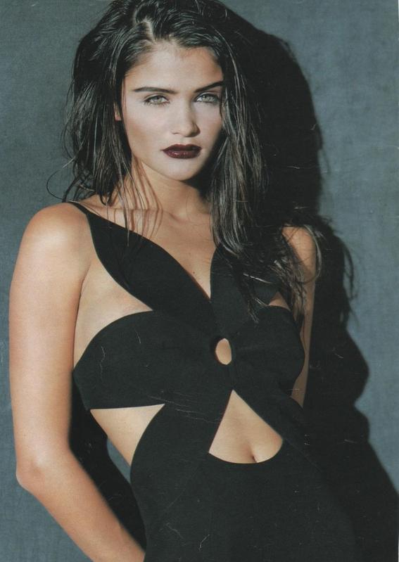 el antes y el despues de las supermodelos 31 fotografias de la evolucion en la moda 21