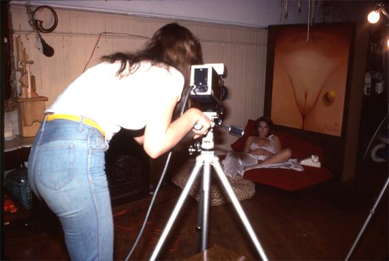 fotografias del cine para adultos en los 80 detras de camaras 7