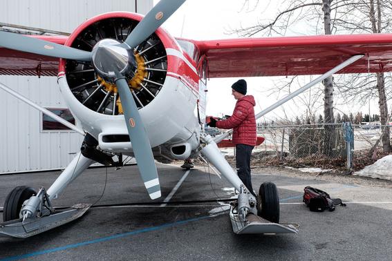 bush pilots como es la vida de los pilotos en el estado menos poblado de estados unidos 5