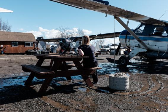 bush pilots como es la vida de los pilotos en el estado menos poblado de estados unidos 6