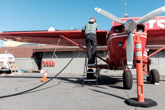 bush pilots como es la vida de los pilotos en el estado menos poblado de estados unidos 8
