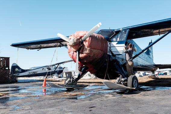 bush pilots como es la vida de los pilotos en el estado menos poblado de estados unidos 9