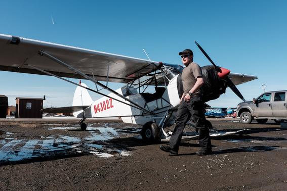 bush pilots como es la vida de los pilotos en el estado menos poblado de estados unidos 11