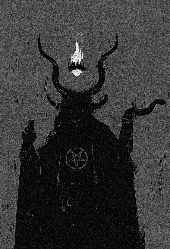 los demonios mas peligrosos de acuerdo al creador de la iglesia de satan 7