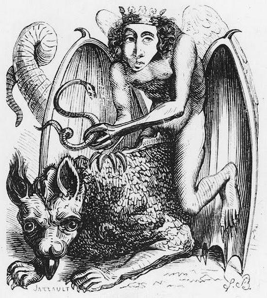 los demonios mas peligrosos de acuerdo al creador de la iglesia de satan 5