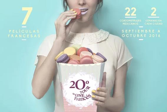22 edicion del tour de cine frances 2018 1