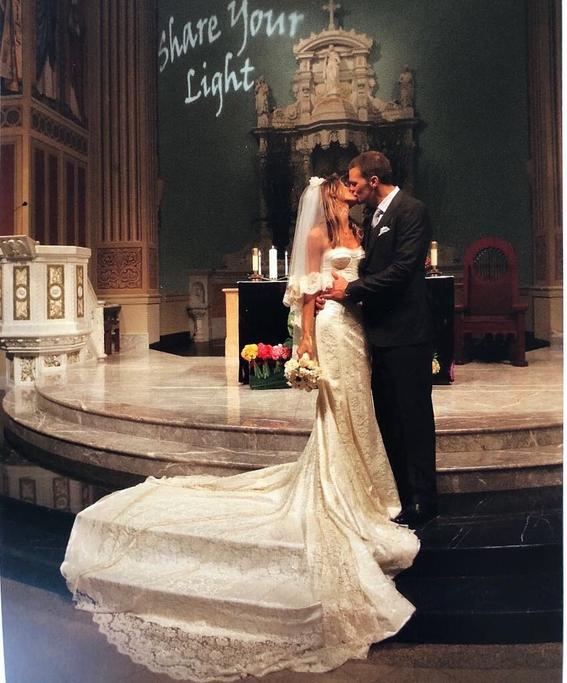 fotografias de famosos que se casaron en secreto 3