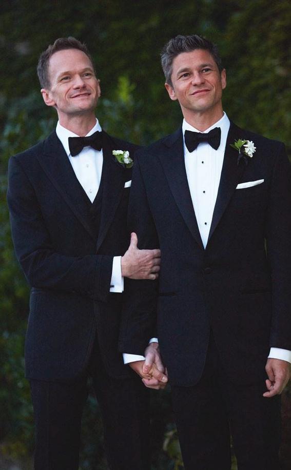 fotografias de famosos que se casaron en secreto 10