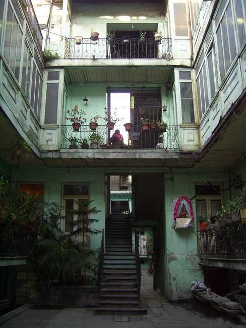 fotografias que muestran como era la vida en las vecindades de la cdmx 4