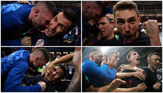 el fotografo aplastado en el mundial durante el festejo de croacia 3