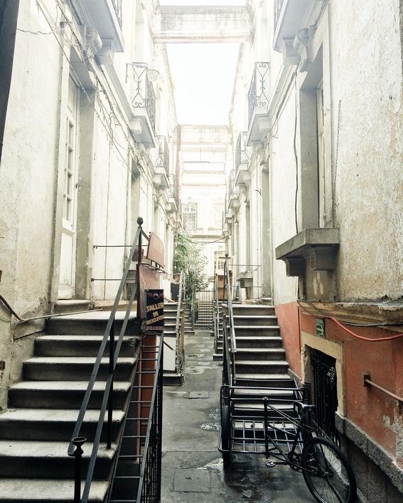 fotografias que muestran como era la vida en las vecindades de la cdmx 5