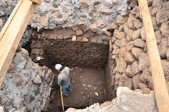 inah descubre templo oculto dedicado a tlaloc en morelos 1
