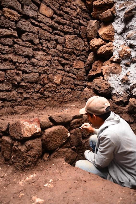inah descubre templo oculto dedicado a tlaloc en morelos 2