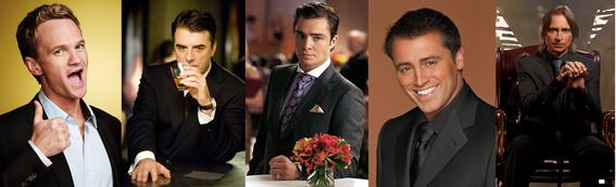 tipos de personajes machistas y violentos que aparecen en las series que amas 1