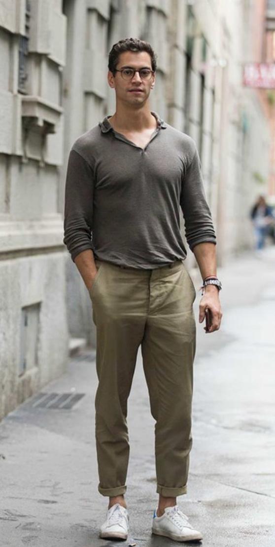 consejos de moda para los hombres que quieren disimular sus senos 11