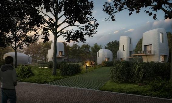 holanda construira las primeras casas con impresoras en 3d 2